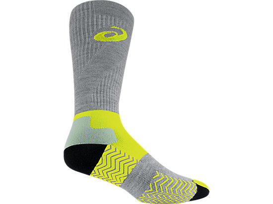 Compression Wool Knee High Safety Yellow 7