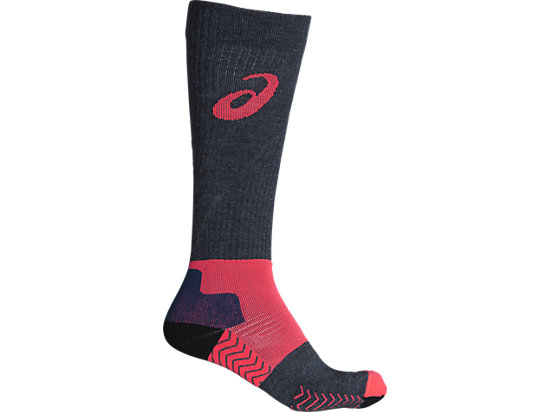 Compression Knee High Sock Fiery Flame 3