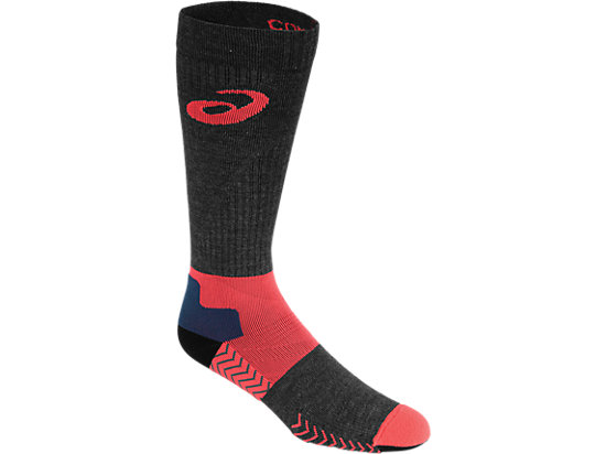 Compression Wool Knee High Fiery Flame 3