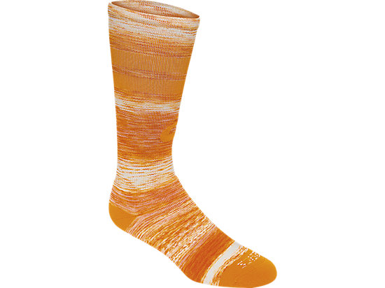 Old School Blur Knee High Orange 3