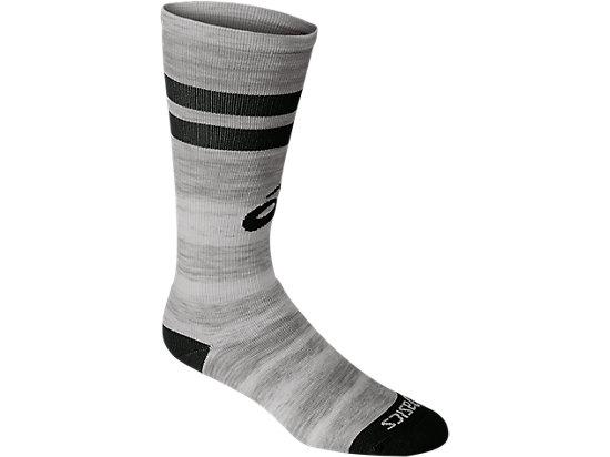 Old School Blur Knee High Athletic Grey 3