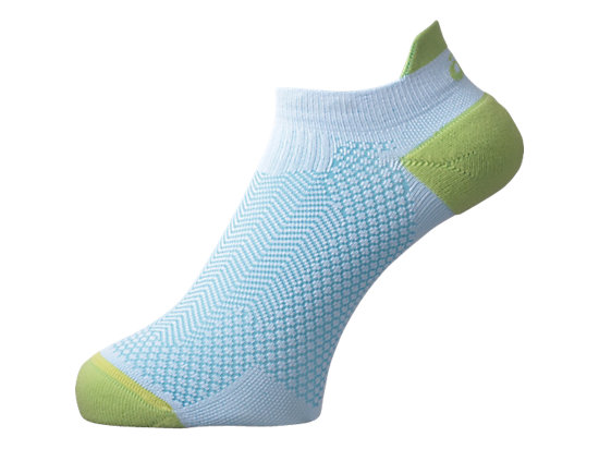 COOLING ST SOCK TURQUOISE/PISTACHIO