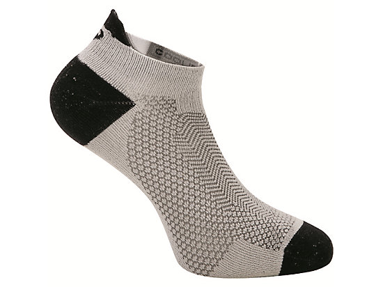 COOLING ST SOCK HEATHER/BLACK