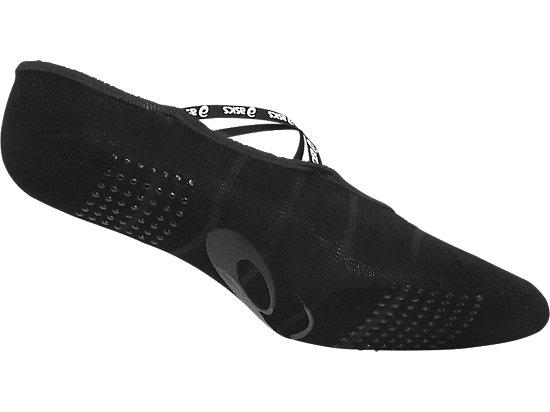 Well Balanced No-Slip Sock White/Light Grey 7