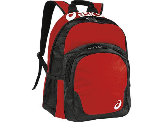 ASICS Team Backpack Red/Black 3