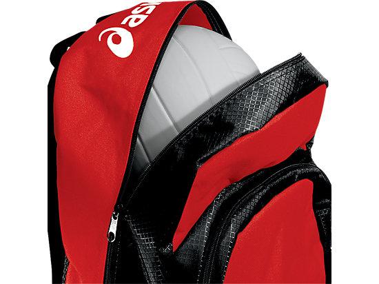 ASICS Team Backpack Red/Black 15
