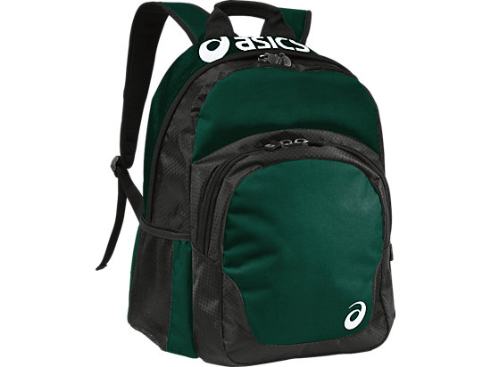 ASICS Team Backpack Forest/Black 3
