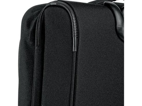 Long Stay Roller Bag Black/White 35