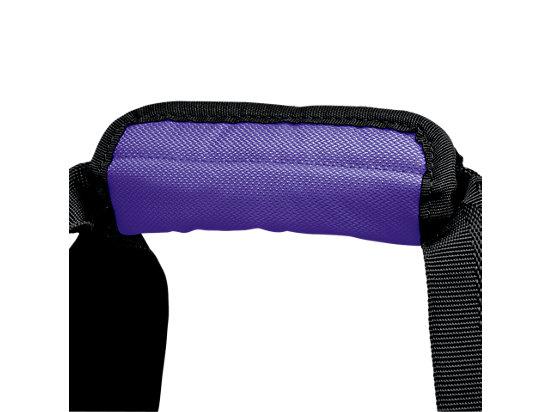 Edge Medium Duffle Purple 11