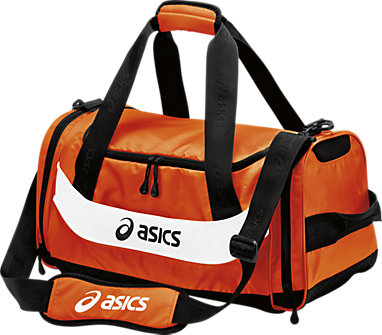 8ec76e6bcc Edge Small Duffle | Orange | ASICS US