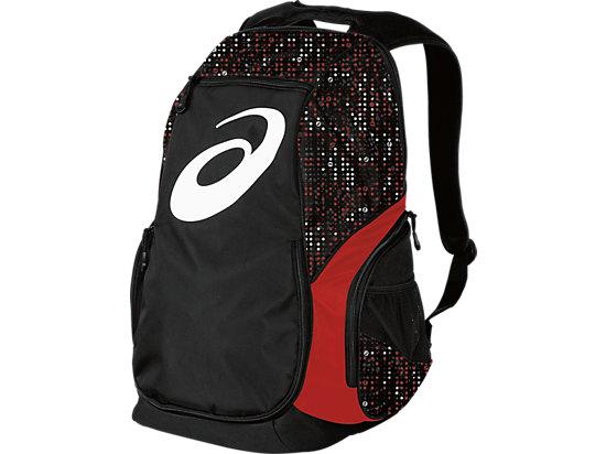 Aggressor Backpack Red/Black 3
