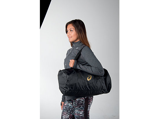 All-In-One Packable Duffle Black/Black 11