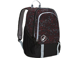Front Top view of BTS Backpack 36