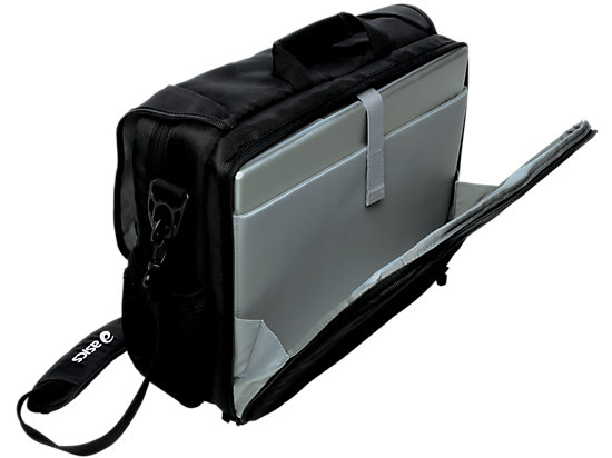 Ambassador Messenger Briefcase Black 7