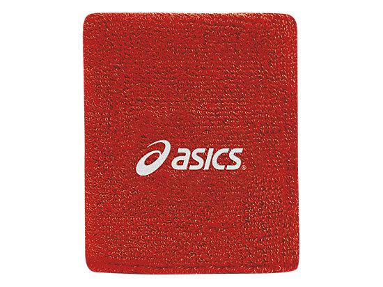 ASICS Wrestling Referee Kit Red/Kelly 3