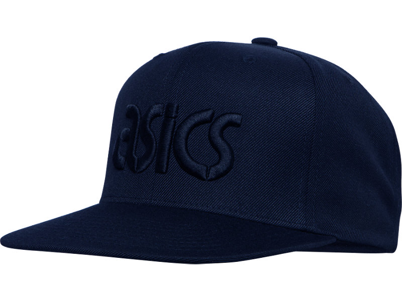 LOGO SNAP BACK Navy 1 FT