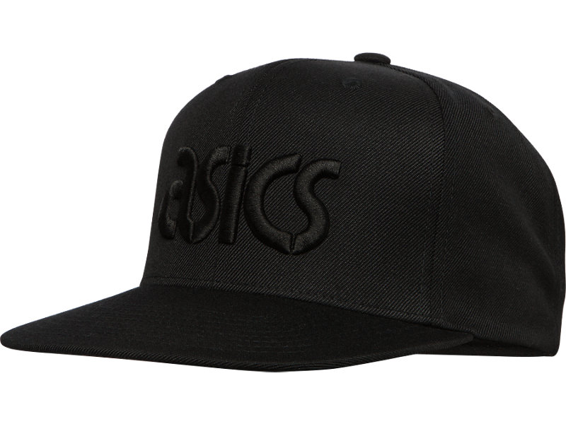 LOGO SNAP BACK BLACK 1 FT